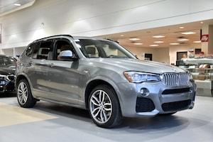 2015 BMW X3 xDrive- Serie Certifiée, Gar. 5 ans Km Illimité*