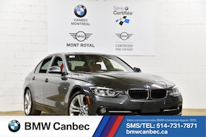 2016 BMW 3 Series 328i xDrive - Sport Line - Premium PKG
