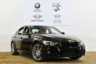 2018 BMW 330i xDrive-Serie Certifie/Gar. 5 Ans Km illimité* Sedan