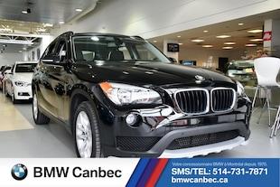 2015 BMW X1 xDrive28i -Certifié-0$ Comptant 318$/Mois t SAV