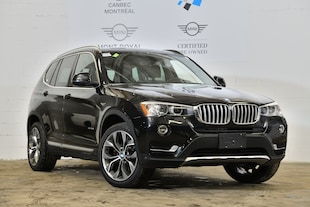 2015 BMW X3 xDrive Série Certifié, Gar. 5 ans Km Illimité*- SAV