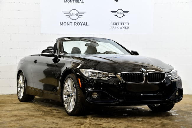 2016 BMW 428i xDrive-Convertible-136$ Hebdomadaire**- Convertible