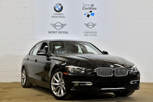 2014 BMW 3 Series 320i xDrive Sedan