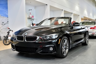 2018 BMW 4 Series Neuf 430i xDrive Cabriolet