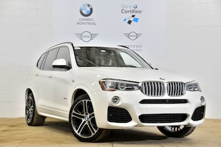 2016 BMW X3 xDrive35i-M Sport Package- AWD  xDrive35i