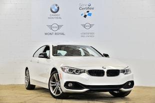 2015 BMW 428i xDrive-199.88$- 2 Sem- Certifié- Gran Coupe