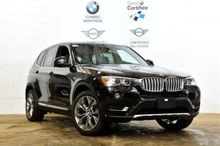 2015 BMW X3 xDrive Diesel- 2.99% -Super Économique. SAV