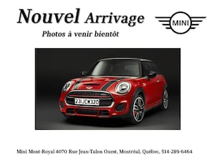 2015 MINI 3 Door Cooper + CUIR + TOIT PANO + LED + WOW! Hatchback