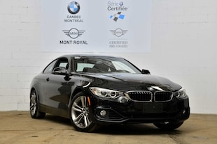 2014 BMW 428i xDrive-389$ mois / 0$ Comptant- Coupe