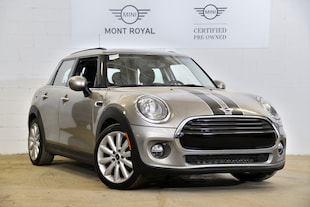 2017 MINI Cooper Hardtop 5 Door TOIT PANORAMIQUE + BAS KM + WOW! HB