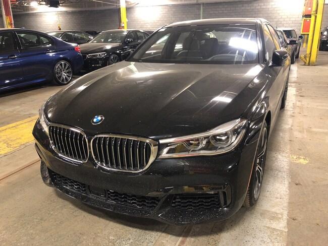 2019 BMW 750i xDrive Sedan