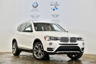 2015 BMW X3 xDrive-Diesel-Série Certifié 5 ans Km Illimité*- SAV