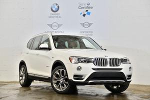 2015 BMW X3 xDrive-Diesel-Série Certifié 5 ans Km Illimité*-