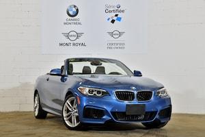 2016 BMW 228i xDrive-Garantie 5 ans/km illimité*