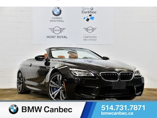 2016 BMW M6-Ultimate Package CONVERTIBLE Cabriolet