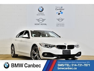 2015 BMW 428i 428i xDrive-Gran Coupe M Sport Package-420$ Mois T Gran Coupe