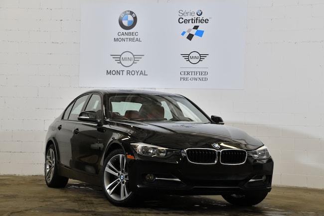 2015 BMW 320i xDrive Série Certifié, Gar. ans Km Illimité*- Sedan