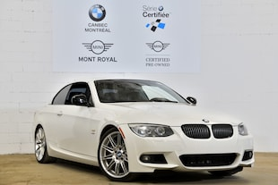 2011 BMW 335is Convertible- Tres Propre 335is Cabriolet 335is RWD