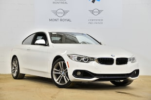 2015 BMW 428i xDrive-Bas km-Garantie Certifiée 5 ans* Coupe