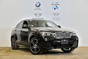 2016 BMW X4 xDrive28i- 274$/2 semaines* 0$ comptant SAV