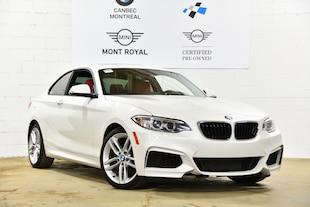 2016 BMW 228i xDrive- Garantie 5 ans/km illimité* Coupe
