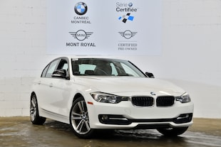 2014 BMW 320i xDrive/ Taux a partir de 0.99%/ Sedan