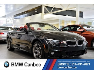2018 BMW 4 Series 430i xDrive Convertible - Demo Cabriolet
