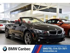 2018 BMW 4 Series 430i xDrive Convertible - Demo