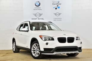 2015 BMW X1 xDrive28i-135$/2sem.À partir de 0.99% SAV