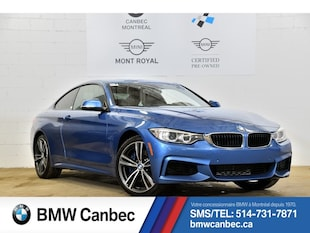 2016 BMW 435i 435i xDrive-M Performance 1 et 2 Coupe