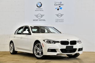 2018 BMW 330i xDrive M SPORT EDITION Sedan