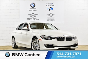 2015 BMW 3 Series 320i xDrive-63$/SEM.0$ comptant* Sedan