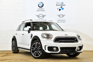2017 MINI Countryman Cooper S + NAVIGATION + CUIR + JCW + WOW!!! SUV