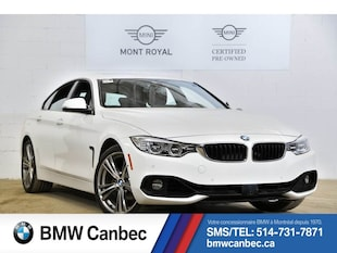 2015 BMW 428i xDrive-M Sport PAckage-Toutes Options- Gran Coupe