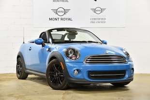 2013 MINI Roadster Cooper +ROADSTER + RARE + WOW!!! Convertible