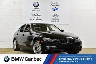 2015 BMW 3 Series 320i xDrive - Luxury Line Pkg Sedan