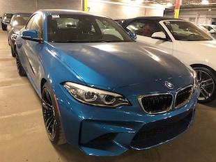 2018 BMW M2 / RABAIS DE 7235$ / VÉHICULE NEUF / Coupe
