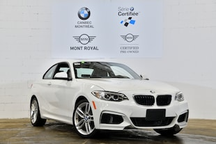 2016 BMW 228i xDrive-M Sport-85$ Hebdomadaire**- Coupe