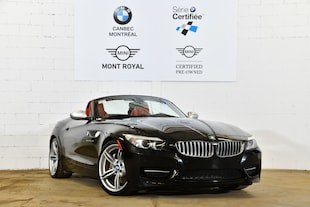 2012 BMW Z4 sDrive35is (A7) Convertible