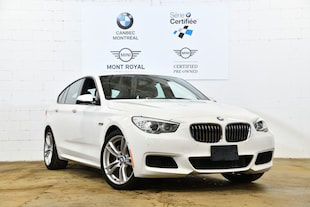 2014 BMW 535i xDrive Gran Turismo xDrive-162$/2 Sem.0$ Comptant**- Hatchback