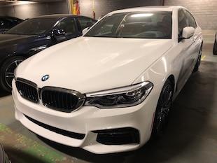 2018 BMW 540d xDrive Berline