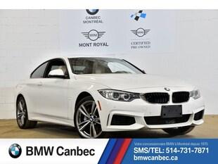 2015 BMW 435i 435i xDrive-6 Vit. Man. (Rare) Superbe Condition Coupe