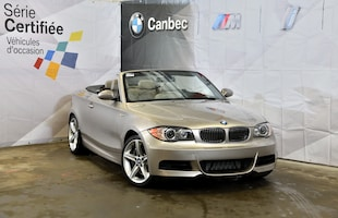 2009 BMW 135I Convertible-Bas Km-Turbo- Cabriolet 135i