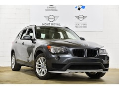 2015 BMW X1 xDrive28i-Serie Certifie/Gar. 5 Ans Km illimit&eac SAV