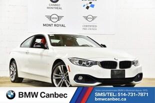 2015 BMW 4 Series 428i xDrive-Sport Line - Serie Certifie Gar. 5 ans Coupe