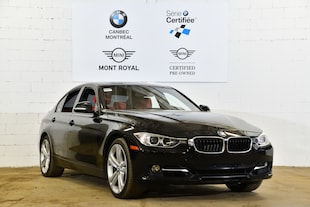 2014 BMW 328i xDrive-SportLine58$/sem.*Int.ROUGE Sedan