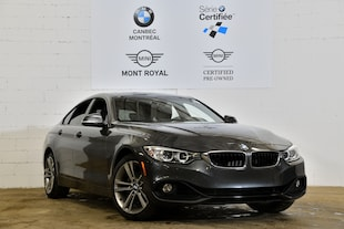 2016 BMW 428i xDrive-Gran Coupe-Gar. 5 ans Km illimité* Coupe