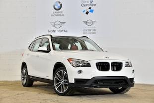 2015 BMW X1 xDrive Série Certifié, Gar. 5 ans Km Illimité*- AWD  xDrive28i