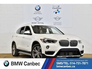 2016 BMW X1 xDrive28i-Premium Package SAV