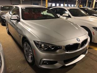 2018 BMW 430i xDrive-Cabriolet-Neuf- Cabriolet
